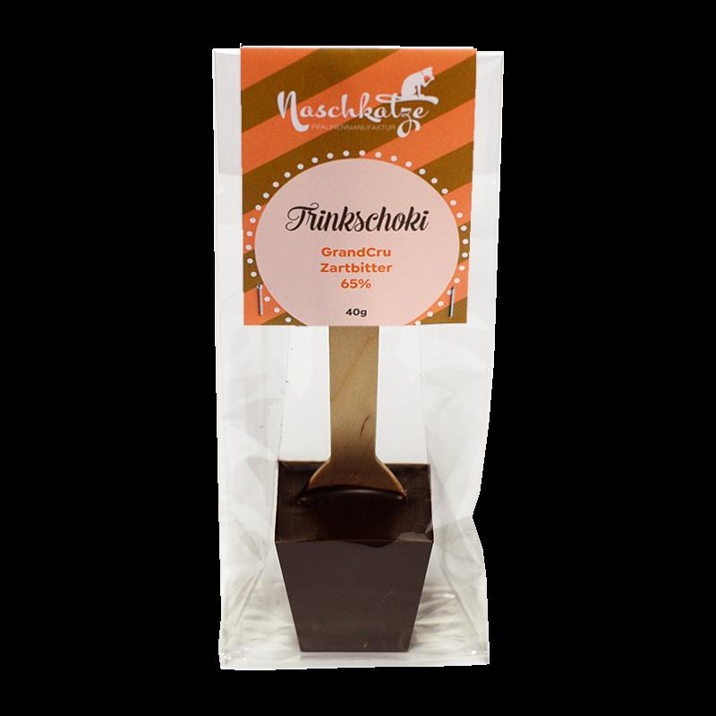 Trinkschokolade Stick Zartbitter 65% vegan