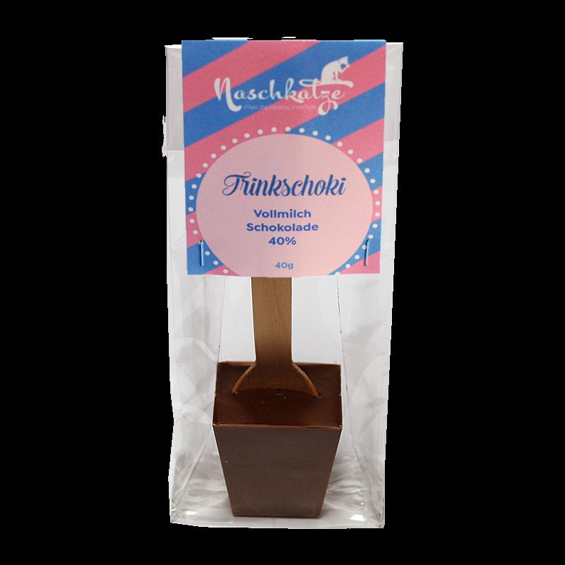 Trinkschokolade Stick Vollmilch 38%