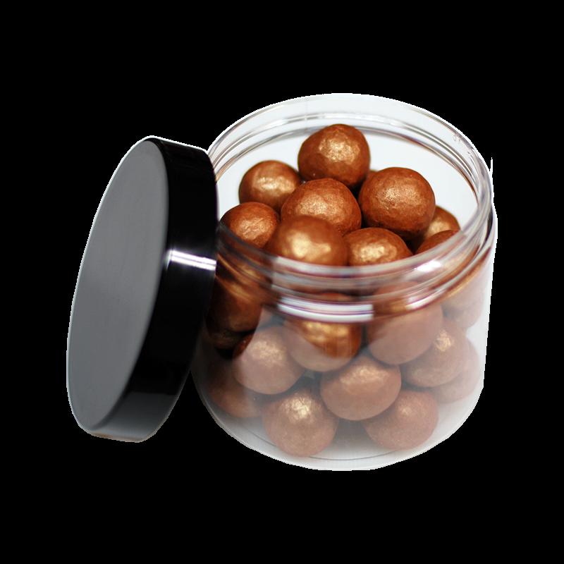 LuxusNuss Piemonteser Haselnüsse in Vollmilchschokolade (120g)